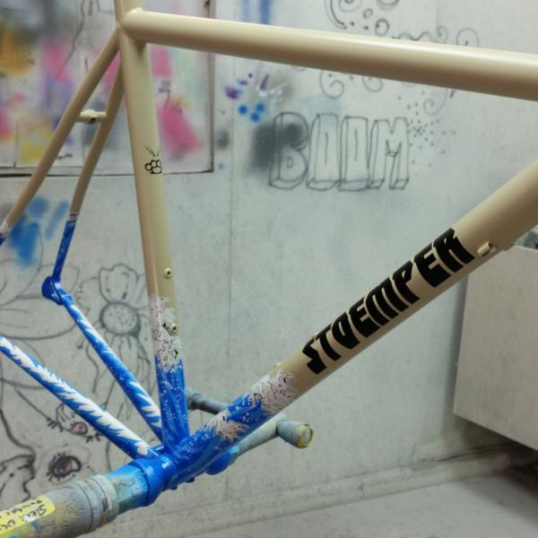 Paint Stoemper Bikes